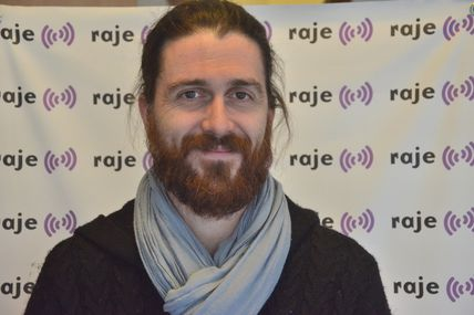 Raje Marseille - Ils Font Bouger Nos Villes : Yann Lamballée, musicien et créateur du projet Sharing The Road