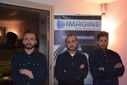 Radio Imagine - Photos : Live du trio Consortium