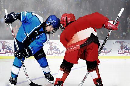 Radio Imagine - Interview Sports : Charly MASSE, President de l'Association de Promotion du Hockey