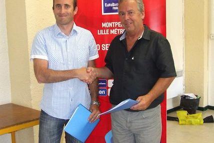 Radio Imagine - Interview Sports : Nicolas CALONE, president du Comite Departemental de Basket des Alpes du Sud