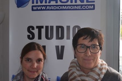 Radio Imagine - Hautes-Alpes, Une Semaine, Un Invite : Stephanie BERTHIEUX et Nolwenn VERONESE de la Protection Civile 05