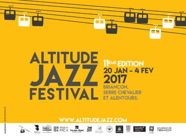 Radio Imagine - Reportage : 11ème édition de l'Altitude Jazz Festival
