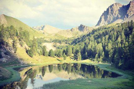 La Provence Les Alpes - Article : Randonnée jusqu'au Lac Miroir (Ceillac)