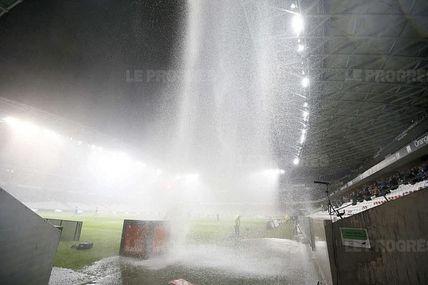Imaginons des grosses pluies et le tunnel de la ligne 2.....
