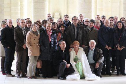 Seminaire de l'ADAPEI 44 dans l'Abbaye Royale de Fontevraud