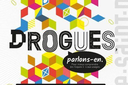 En Seine-Saint-Denis, on consomme moins de drogues, et on mise sur la connaissance et la prévention des conduites addictives.