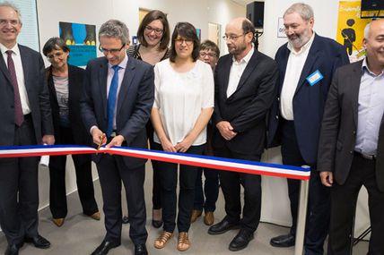 Le CeGIDD inauguré à Bobigny