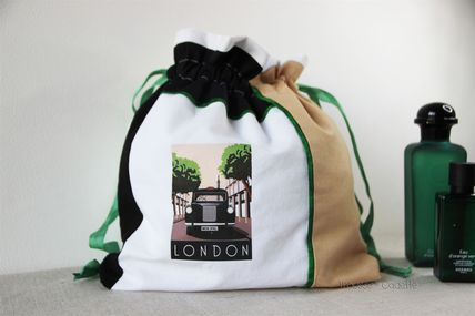 SAC A LINGERIE MOTIF LONDON