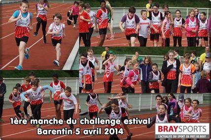 Challenge estival 1 - Barentin