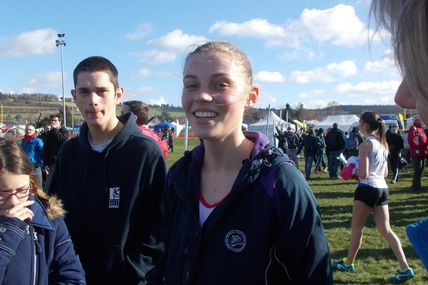 1/2 finale de France de cross 2016 (feedback)