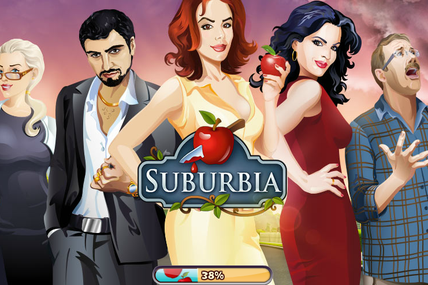 Chrono critique: Suburbia