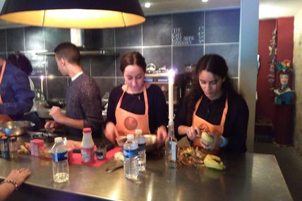 Concours culinaire TC COOK
