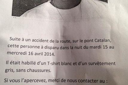 France - RDC : Raphaël Mobutu reste introuvable, une semaine après sa chute dans la Garonne