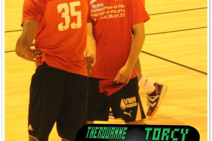 HBC LA THEROUANNE vs THBMLV 2 (Pré-Nationale) 19.09.2015