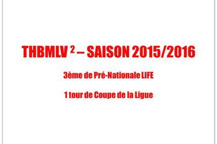"""""""Pré-Nat' 2015/2016"""" La saison en quelques chiffres..."""