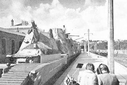 La bataille du rail en Trégor
