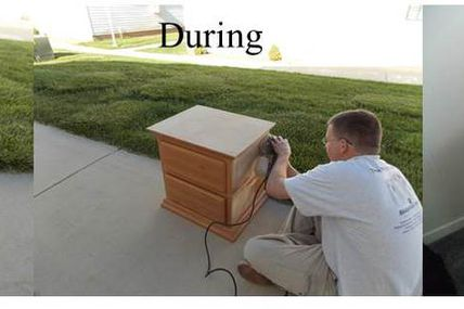 Changing the Color of a Nightstand
