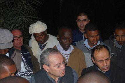 La LADDH  assure son soutien et sa solidarité avec les habitants de Ain Salah