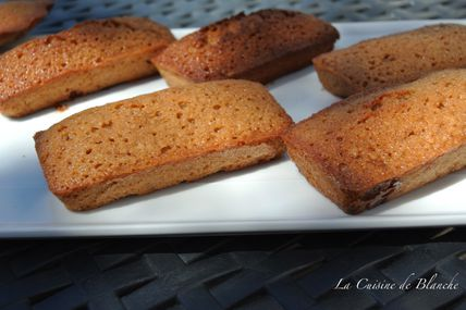 Financiers aux Carambars@