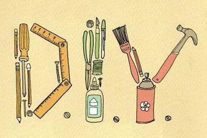 Le weekend, ça bricole #15 - Les DIY par matériaux