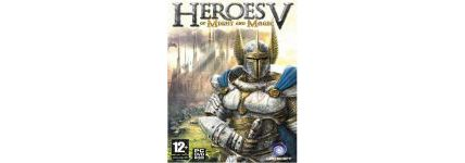 HEROES OF MIGHT&MAGIC V - Game Consulting - PC