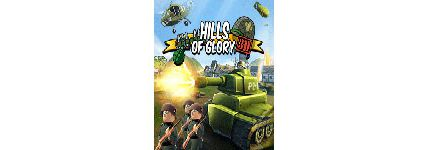 HILLS OF GLORY WW2 - Mando - IOS/Android