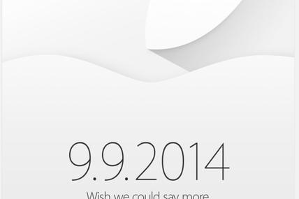 Lancement du iPhone 6, l'évènement d'Apple est confirmé pour le 9 Septembre