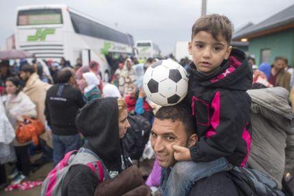 Réfugiés : Ne laissons pas aux allemands le monopole de la générosité !