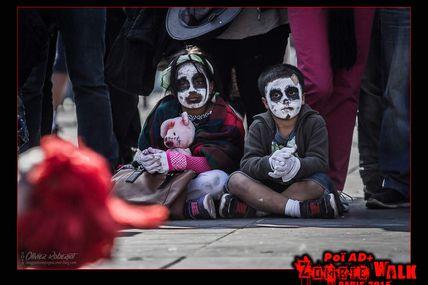 Zombie Walk de Paris 2015, Poï AD+