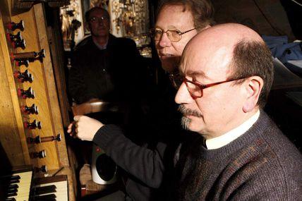 """CATALOGNE 1714"" : RECITAL D'ORGUE PAR BERNARD BAILBE"