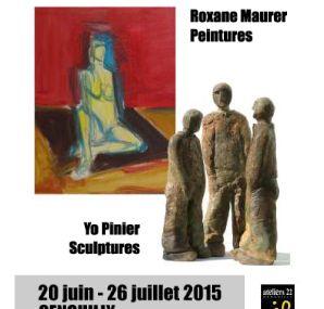 Inauguration de l'Espace Roxane Maurer
