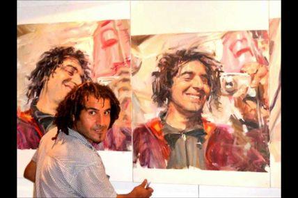 Amar Amarni, chanteur kabyle, peintre et cinéaste!