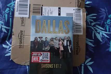 Dallas 2012 en dvd