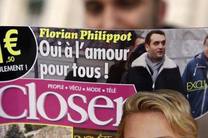 Florian Philippot dans 'Closer'