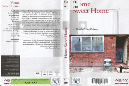 Documentaire : Home sweet home