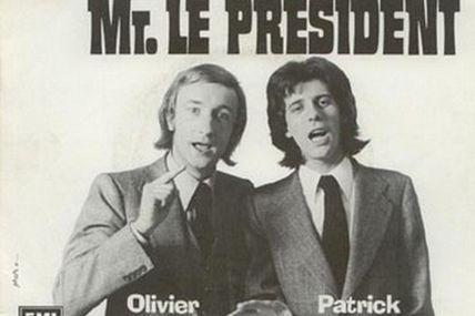 Olivier Lejeune & Patrick Green - Pot pour rire Mr le président