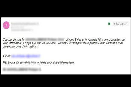 SPAM, courrier indésirable