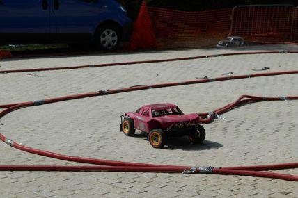 Buggy Racing Club au Parc des Promenades