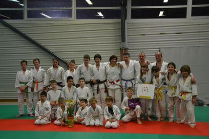 03 février 2015 au Judo Club
