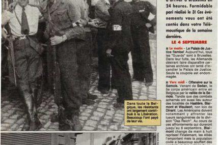 Septembre 1944 : La Belgique libérée - 2