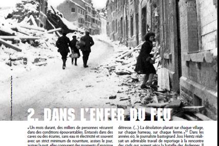 Il y a 70 ans la bataille des ardennes. Les civils belges dans la guerre (2)