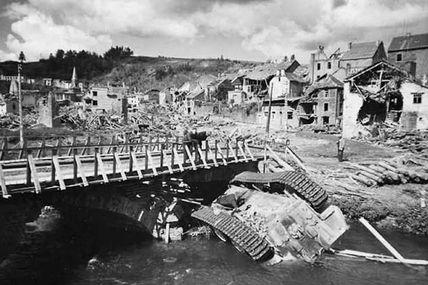 Il y a 70 ans la bataille des ardennes. Les civils belges dans la guerre (4)