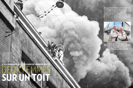 Il y a un cinquante ans, l'incendie de l'Innovation (2)
