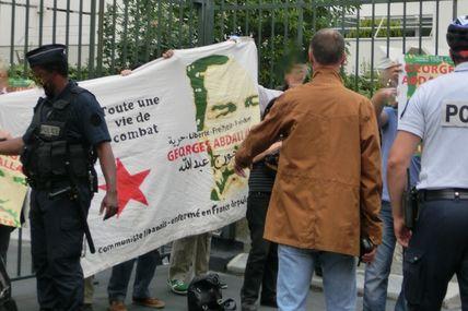 Les Sans-culottes sont là, liberté pour Abdallah !