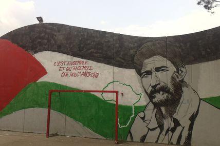 Censure du drapeau palestinien à Marseille !