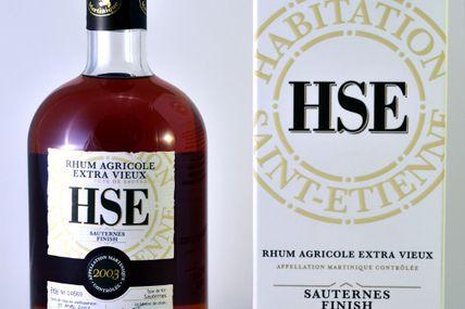 Sauternes Finish - HSE