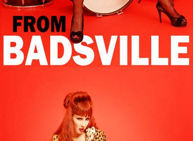 One track a day: LIKE A BAD GIRL SHOULD by The Cramps