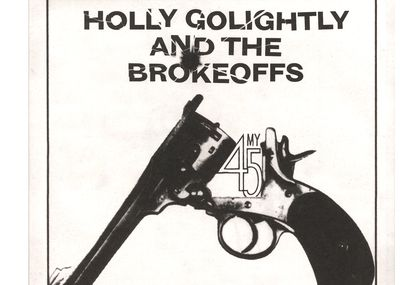 One track a day: MY 45  By Holly Golightly & The Brokeoffs