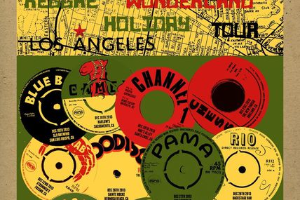 One track a day: REGGAE HIT L.A by The Aggrolites