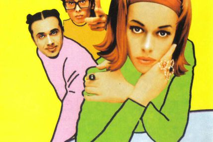 Plaisir Coupable: GROOVE IS IN HER HEART by Deee-Lite